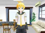 Len Kagamine Dating Sim
