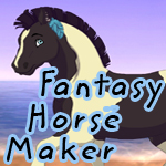 Fantasy Horse Maker by DolphyDolphiana