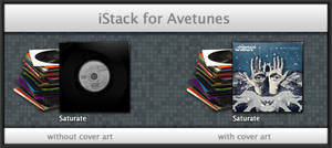 iStack for avetunes