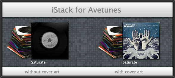 iStack for avetunes by alovisco
