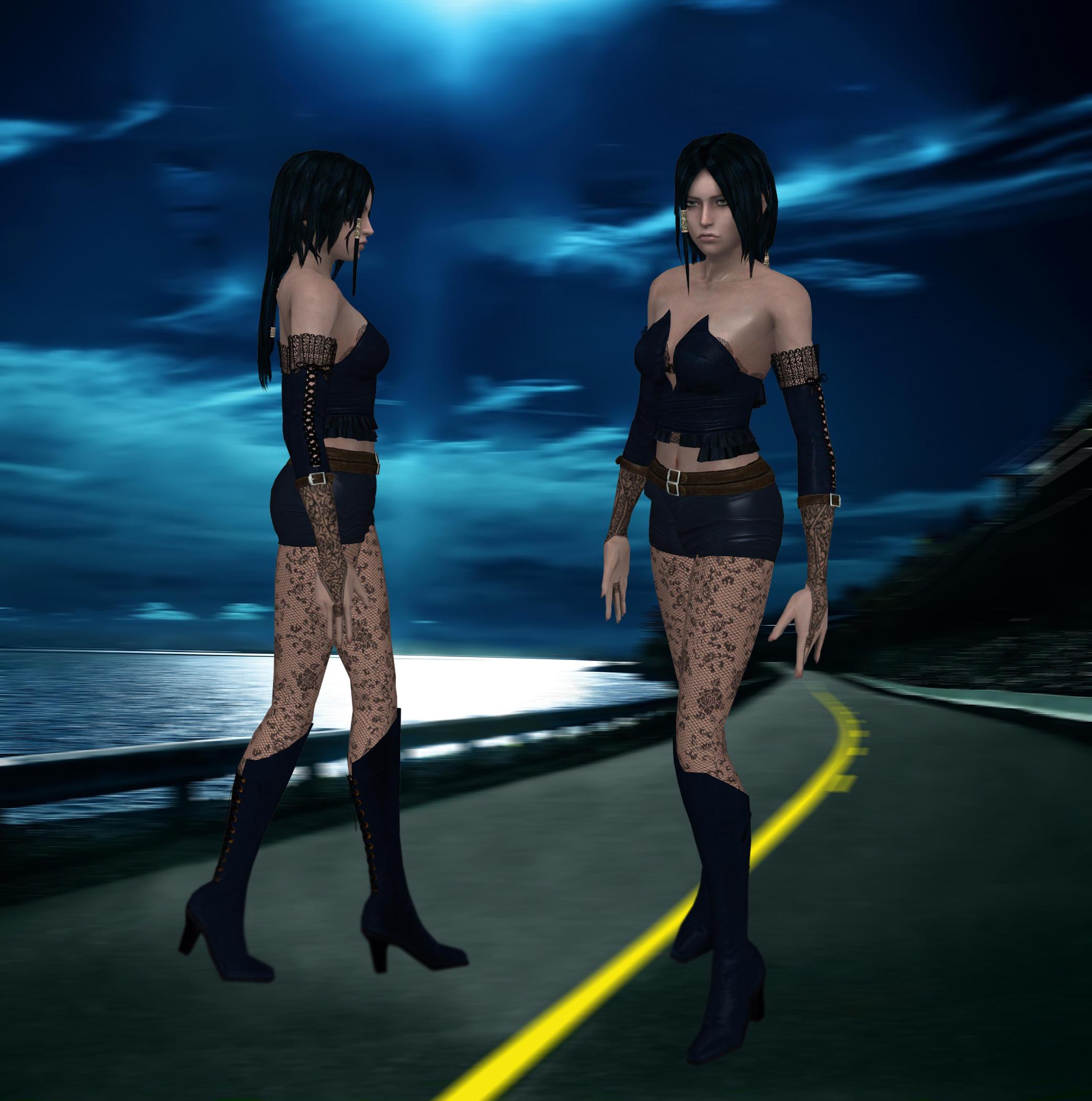 Alicia meshmod by milance941