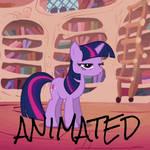 Twilight is Unamused