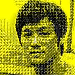 Bruce Lee Animation. by doomboy911