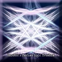 Set of 6 Fantasy Light Rays by InouKai