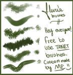 Foliage Brushes 2