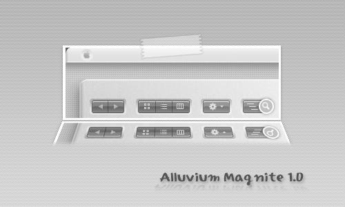 Alluvium Magnite 1.0 by sky1983628