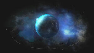 Earth and Space Video Live Wallpaper