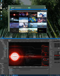RainWallpaper - Live Wallpaper Engine 2.7.1 by RainySoft