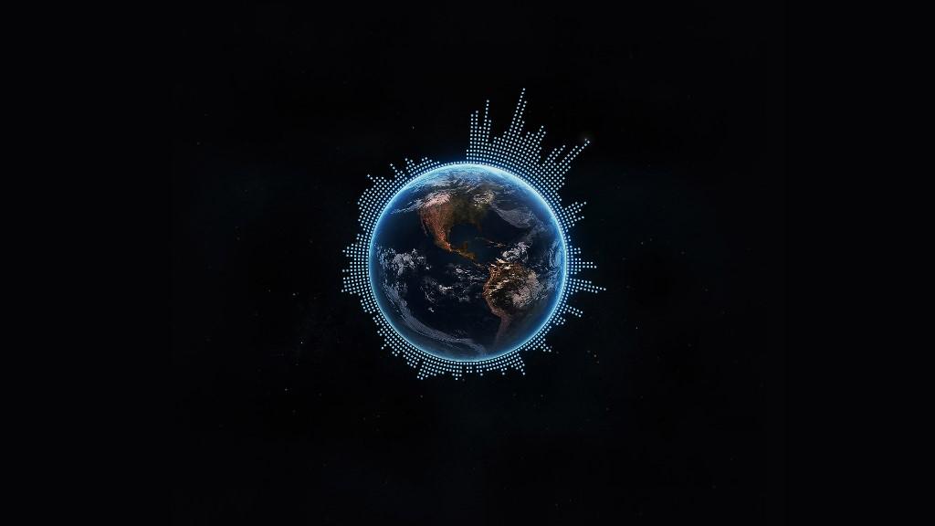 Earth Visualizer Live Theme Wallppaer