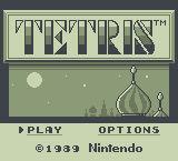 Classic Tetris - WIP