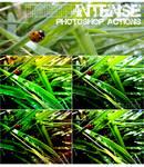 Intense PS Actions Set x4