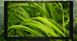 Raindrops Wallpaper Pack