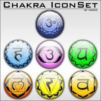 Chakra IconSet