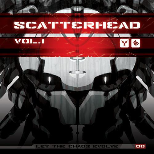 SCATTERHEAD VOL.1 by dasAdam