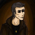demon!Dean by PastelPaca
