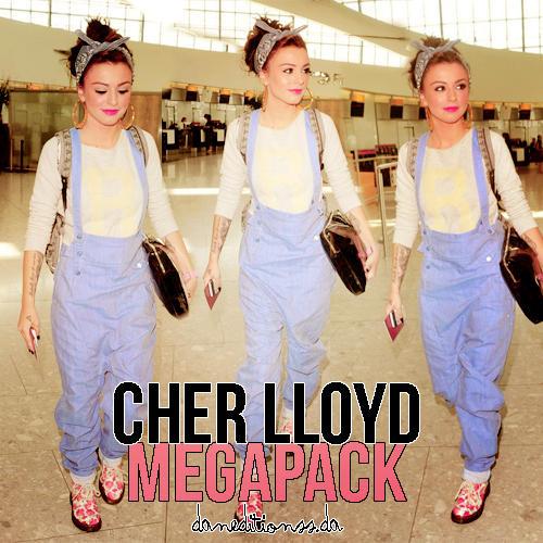 +Cher Lloyd MEGAPACK.