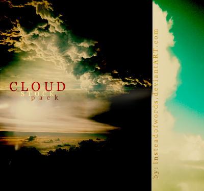 Cloud Stock Pack by insteadofwords