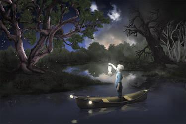 Firefly Magic - Animation