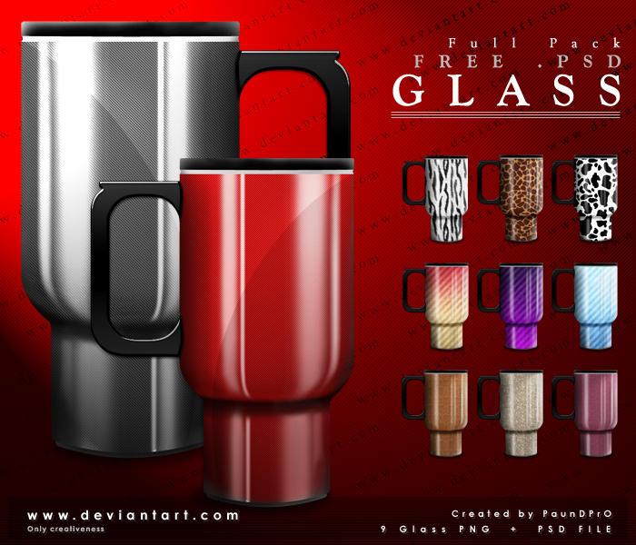 Digital Glass by paundpro