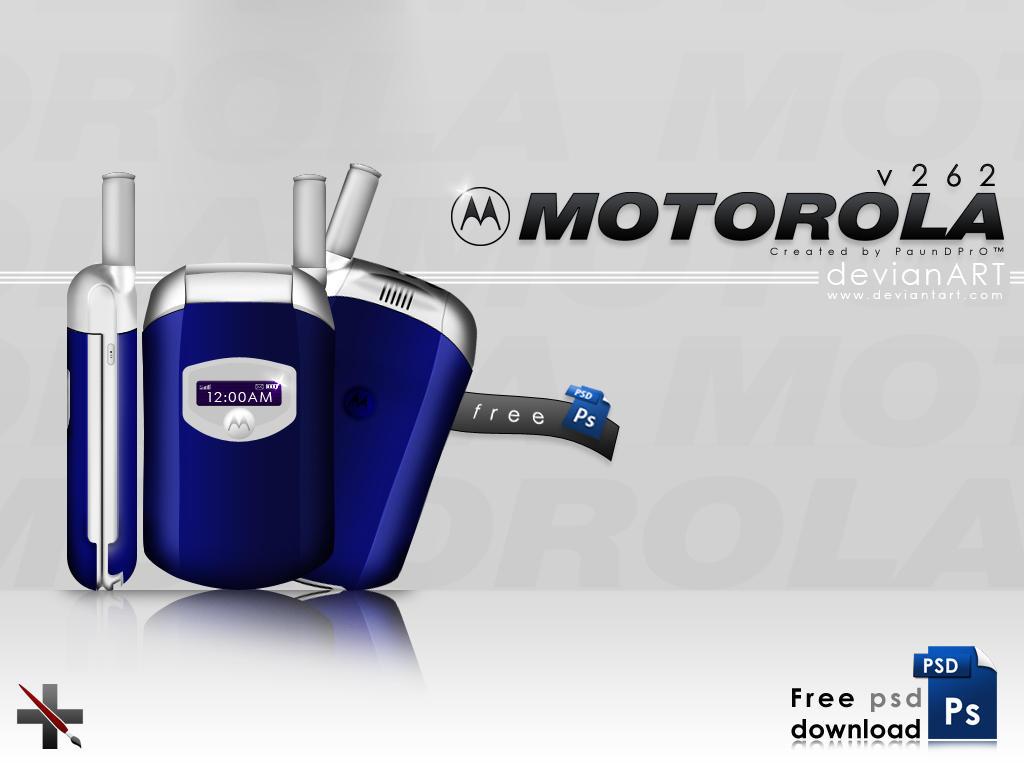 Motorola v262 by paundpro