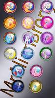 My Little Pony: orb icons