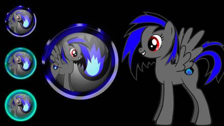 Dark Vibrancy icon orb and start orb