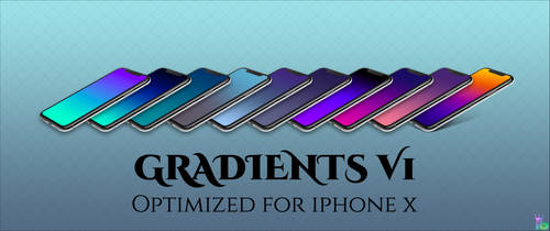 Gradients V1 by iBidule