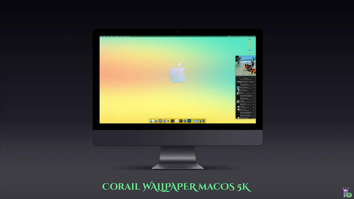 Corail Wallpaper