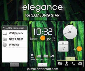 elegance for SAMSUNG s5230
