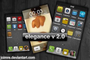 elegance v2 for Samsung STAR s5230 MMGJK2 by joimre