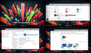 Tema Minimalista Windows 10