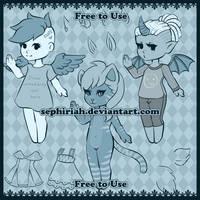 Base 05 [Free to Use] by Sephiriah
