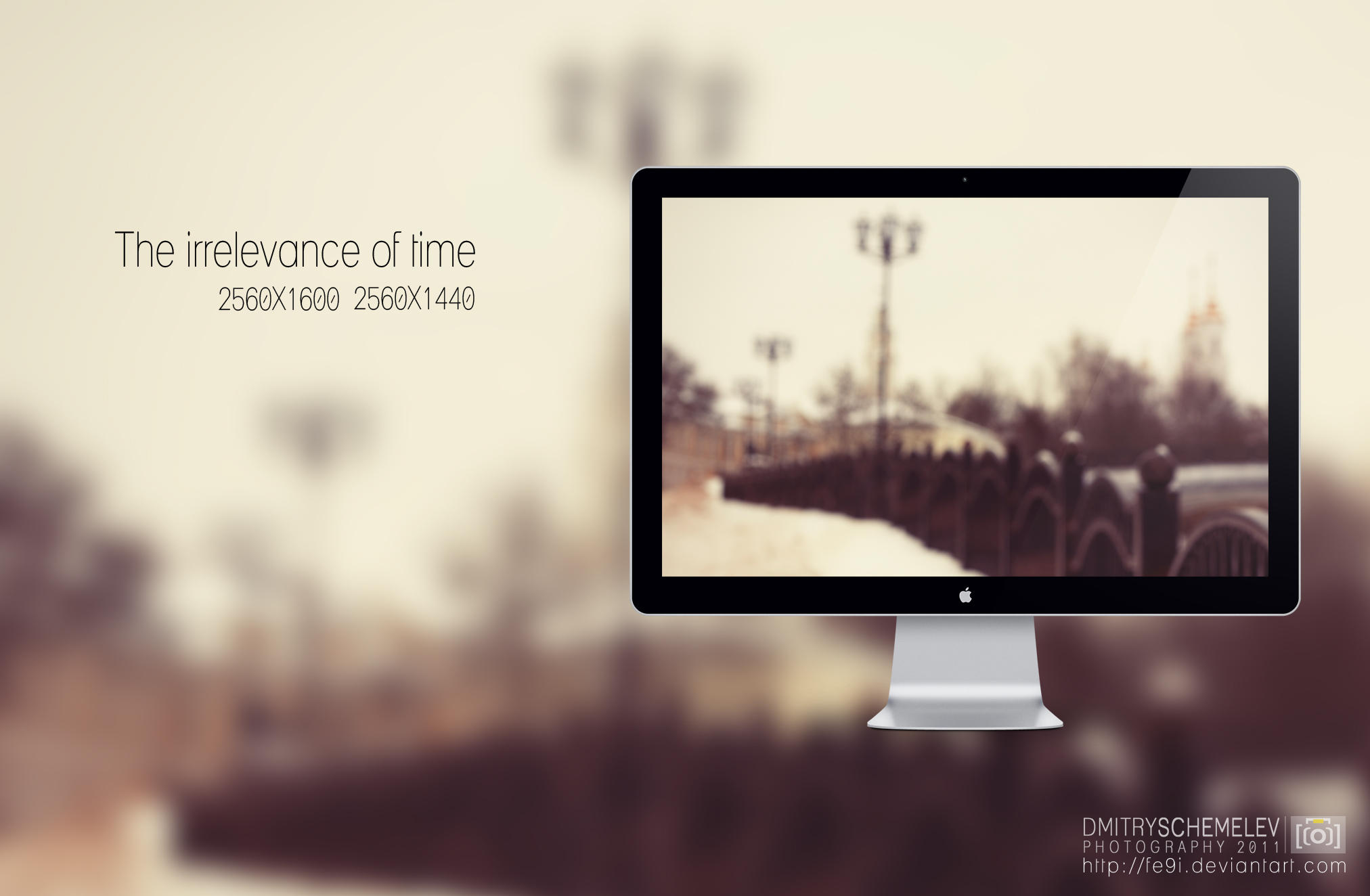 The irrelevance of time by enioku