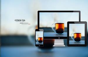 Citron Tea by enioku
