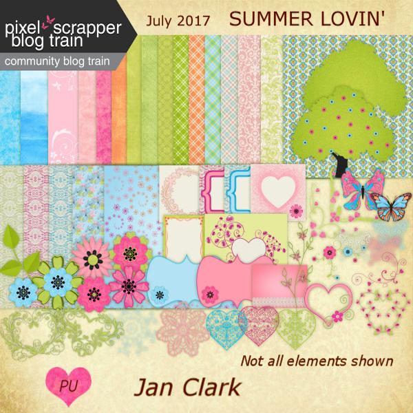 Summer Lovin'-JanClark