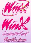 Winx font Version 2 - PROXIMAMENTE...