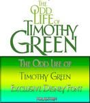 Timothy Green Font - Por Kustren