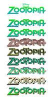 Zootopia style for photoshop