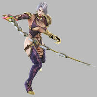 Ivy's Bio for Soul Calibur X Tekken