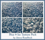 Blue and Ice Texture Pack