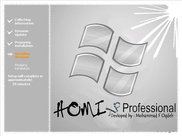 Homi XP by homi88