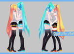Couple Pose Pack 4 [Download]