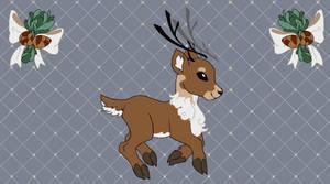 Deer Walk by Revival-Yang