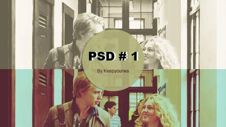 PSD#1 by Keepyourwa