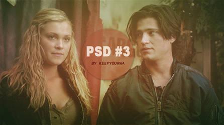 PSD #3 by Keepyourwa