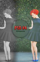 PSD #4 by Keepyourwa