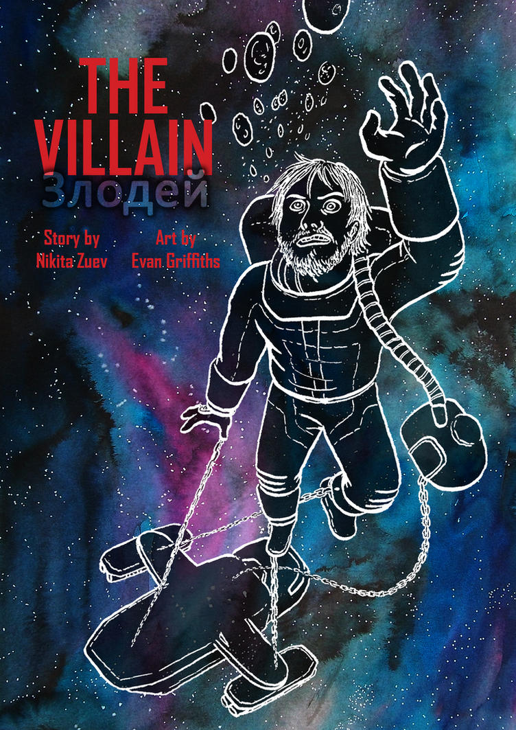 The  Villan (English) by NZuev