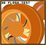 Flash - Tweeta test spin
