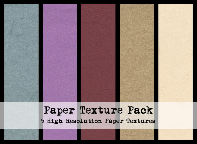 Paper Textures by SvenjaLiv