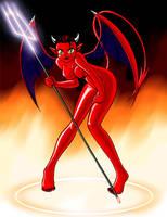 Red Devil by big-e6